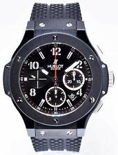 Hublot Black Magic Chronograph Watch Ceramic Titanium 301.CX.130.RX