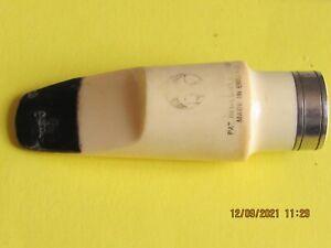 R.O.C. 4 star alto sax mouthpiece and ligature