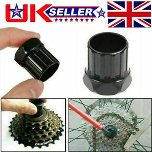 New Bike Rear Cassette Cog Remover Cycle Repair Tool Shimano Freewheel Socket Dc
