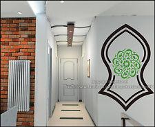 Islamic Wall Art & Crystals Vinyl Calligraphy Wall Sticker-Blessed sandle/Nalayn
