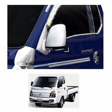 Manual Side Mirror Chrome Cover Molding Garnish for Hyundai H100