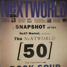 NeXT World Magazine March 94 Steve Jobs NeXT Cube NeXTSTEP and NeXTWorld EXTRA