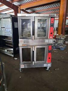 Vulcan Double Stack Oven