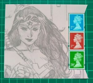 2021 20p 2nd and 1st M21L MPIL Machin Ex- DC PSB Unmounted Mint