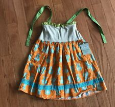 NWT Persnickety Betsy Halter Pear Top Farmers Market Size 10
