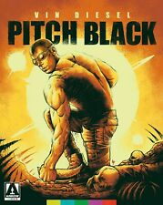 Pitch Black Blu-ray Special Edition New Arrow Blu Ray with slipcover Vin Diesel