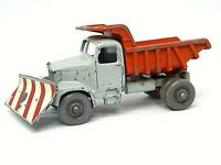 Matchbox Lesney No.16c Scammell Snow Plough (RARE GREY PLASTIC WHEELS)