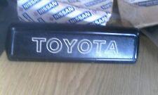 Toyota Starlet EP70 tailgate handle used item