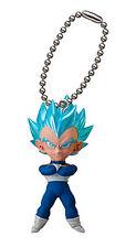 Dragon Ball Deformed Vegeta Figure Keychain Ring Gashapon Capsule UDM BURST 24