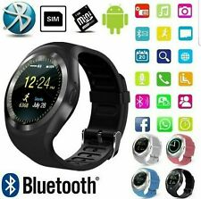 Smartwatch Android iOS Bluetooth Orologio Telefono CELLULARE Sim card Touch