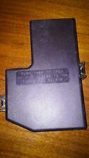 97-2000 DODGE durango & dakota under hood fuse box relay cover lid black OEM ,