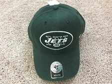 New Youth size New York Jets NY Forty Seven brand 47 baseball cap adjustable