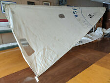 J24 Mainsail YARN TEMPERED DACRON GREAT CONDITION