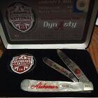 Case XX Alabama Pocket Knife 2012 NC. NIB, NR. Trapper