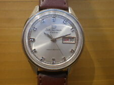 Vintage JAPAN Seiko Sportsmatic Deluxe 25 Jewels Automatic Watch,7619 7010