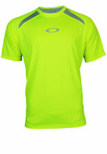 Oakley Mens Accomplish XLarge Neon Shirt