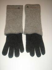 Polo Ralph Lauren Women's Grey Wool Gloves