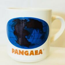1988 Science News Pangaea Mug VTG Geology Scientist Geography Climate Change