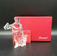 Baccarat NATIVITY FIGURINES Young Shepherd Boy NEW BOXED