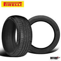 2 X New Pirelli PZero Nero All-Season 245/45R19 102H Ultra-Performance Tires