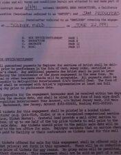 Grateful Dead Soldier Field Chicago 6/22/1991 Rider WHILE SUPPLIES LAST!