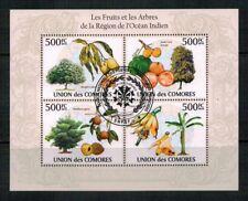 Z197 UNION DES COMORES: ALBERI E FRUTTA