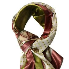 Assorted scarves and shawls - different sizes and colors 100% silk and polyester