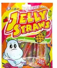 Tik tok Challenge  jelly stick,packet of Jelly fruit  Straws 300 g,