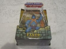Masters of the Universe MOTU Classics Matty Collector First 1st Release Faker C