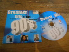 CD VA Greatest Hits Of The 90's CD#6 (16 Song) DISKY COMMUNICATIONS cb