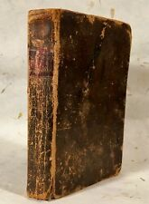 The Life of Major General Andrew Jackson by John Henry Eaton (1828) Leatherbound