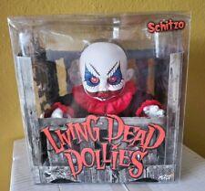 Living Dead Dollies Schitzo - Mezco - Horror Baby Doll NIB New Unopened Sealed