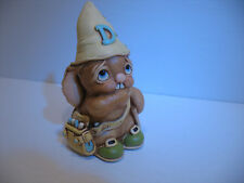 New Pendelfin Duffy in Green Shoes figurine rabbit Bunny w/ Box