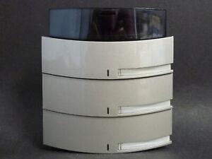 Busch-Jaeger EIB KNX TP + Powernet RTR Tastsensor triton 3f champag. 6326-79-101