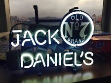 "Jack Daniels JD Whisky Beer Bar Poster Daniel's NEON Light Sign 13""x8"" R006"