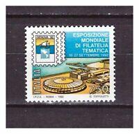 s17958a) ITALIA 1992 MNH** Genova 92 1v