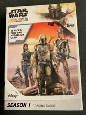 Topps Mandalorian Season 1 Blaster Box In Stock FACTORY SEALED