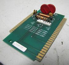 MARATHON MONITORS MMI UNIPRO CIRCUIT BOARD PLC CARD 810068-04 81006804