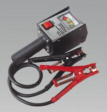 Sealey bt91/10 Probador de baterías de 6 y 12 V De Mano