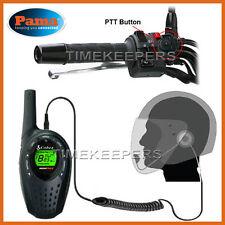PAMA hm-100a Casco Abierto Auricular Cobra mt245 Mt750 Mt600 Mt645 Mt800 mt975