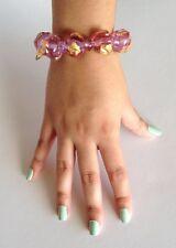 Antica Murrina Eldorado--Handmade Murano Glass Amber Bracelet