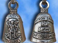 SAINT MICHAEL GUARDIAN BELL gremlin mod harley usa honda kawasaki bmw cop police