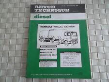 REVUE TECHNIQUE CAMION RENAULT BERLIET 305 - SAVIEM PX 30 - RENAULT R310