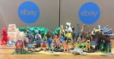 Huge Lot Animal Planet Dino Valley Dinosaurs Extreme Excursion Dinosaur d12