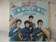 THE BEATLES  double album  ROCK 'N' ROLL MUSIC
