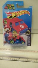 Hot Wheels Cool-One, Hw Screen Time, Super Mario, Ice Cream Truck