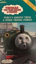 Thomas The Tank Engine & Friends-Percy's Ghostly Trick(VHS 1994)RARE-SHIP N 24HR