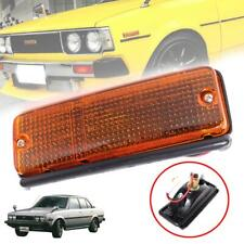 LH Left Front Bumper Lamp Parking Light Fit Toyota Corolla KE70 TE71 DX 1979-87