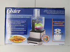 OSTER FPSTFP4600 10-Cup Professional Stainless Steel Food Processor