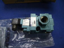 Pneumatic Control valve By MAC 56C-33-591JC c/w solenoid 130B-591JC New other.